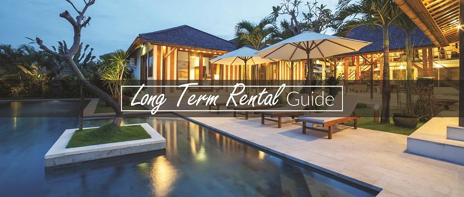 Bali Long Term Rental Guide