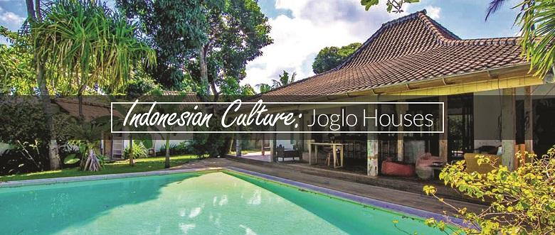 Joglo Houses in Bali