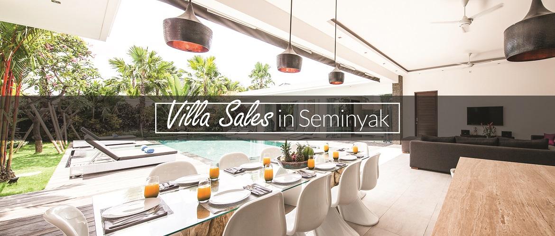 Seminyak Villas For Sale