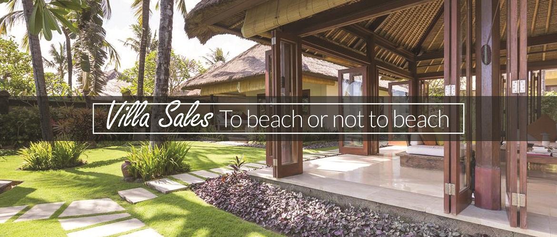 Canggu Villa Sales