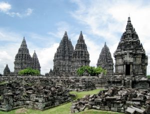 Credit: Wikipedia/Hindu Buddhist Architecture Indonesia