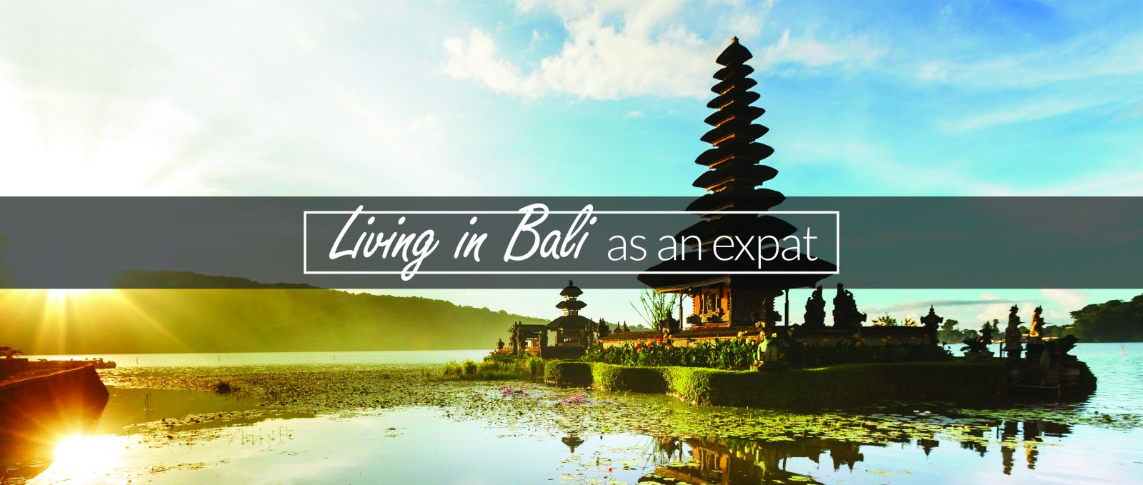 living in bali expat