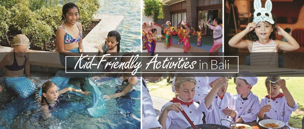 kid-friendly activities in Bali