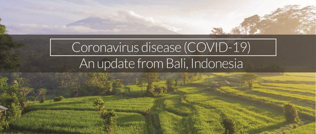 covid 19 bali update